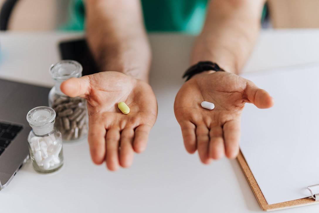 Benefits Of Vitamin B Complex Supplements